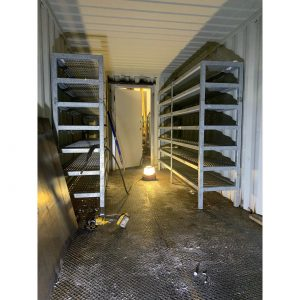 Hazmat Storage Unit